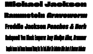 Lucas Sharp, con su tipografía Sharp Grotesk, Sharp Type Co.